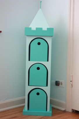 Castle Shelves