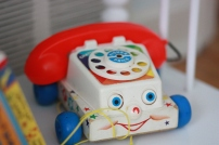 My old telephone.